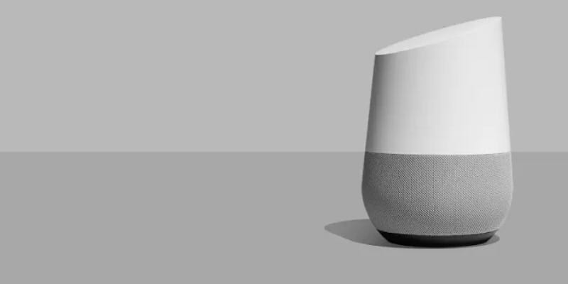 Google Home installation domotique