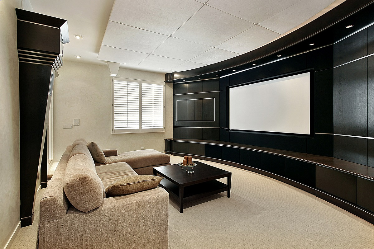 Cinéma maison sans fil